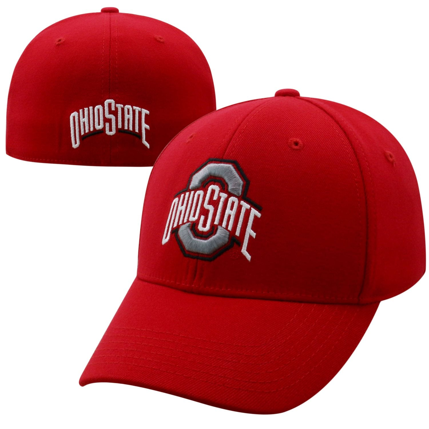 Ohio State Premium Collection Memory Fit Hat