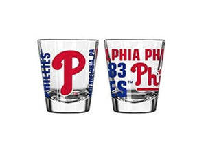Philadelphia Phillies Spirit Shot Glass