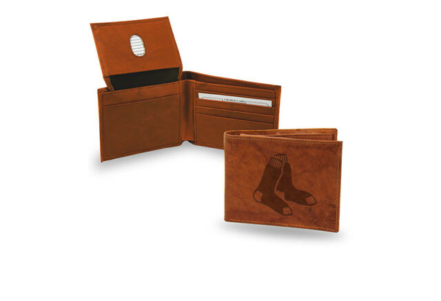 Boston Red Sox Leather Wallet