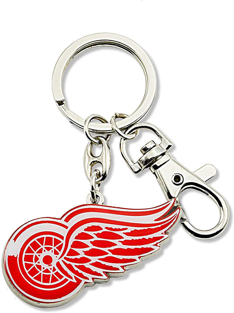 Detroit Red Wings Keychain