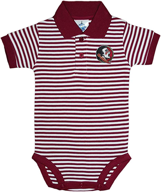 Florida State Seminoles Striped Infant Bodysuit Onesie