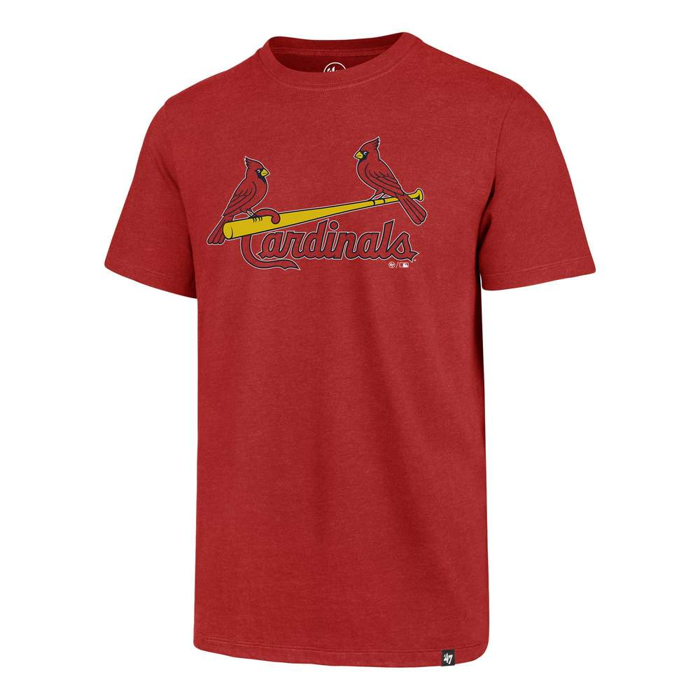 St. Louis Cardinals Wordmark '47 Brand Club Tee