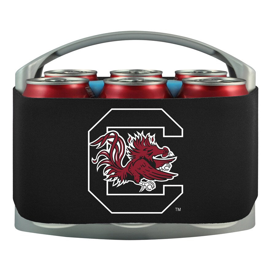 South Carolina Gamecocks 6 Pack Cooler