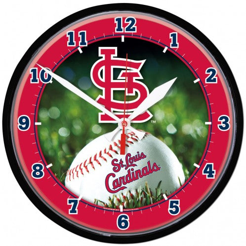St. Louis Cardinals Wall Clock