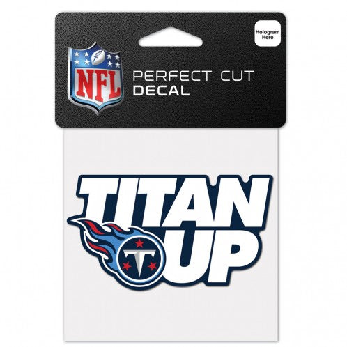 Tennessee Titans Perfect Cut Color Decal