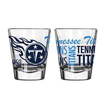 Tennessee Titans Spirit Shot Glass
