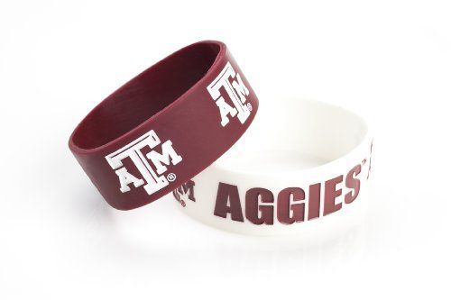 Texas A&M Aggies 2 Pack Braclets