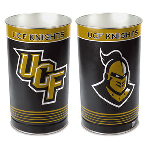 UCF Knights Trash Can