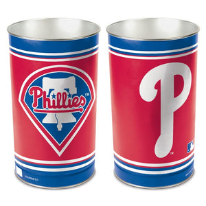 Philadelphia Phillies Trash Can