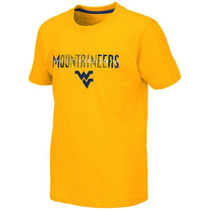 West Virginia Mountaineers Tucuman Youth T-Shirt
