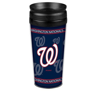 Washington Nationals Coffee Travel Cup