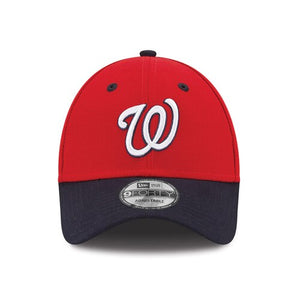 Washington Nationals Men's Red League 9Forty Adjustable Hat