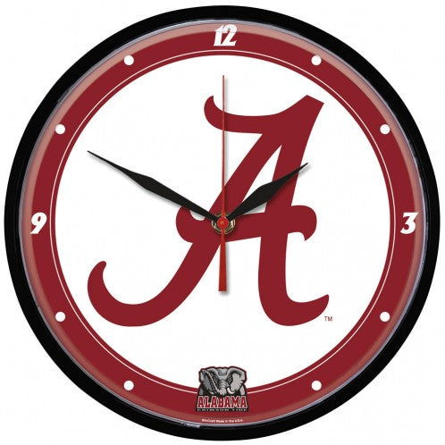 Alabama Crimson Tide Wall Clock