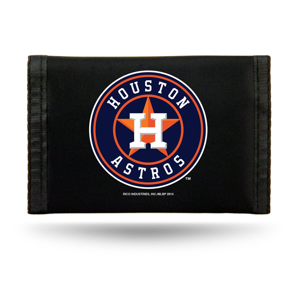 Houston Astros Nylon Wallet