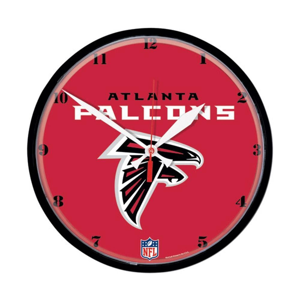 Atlanta Falcons Wall Clock
