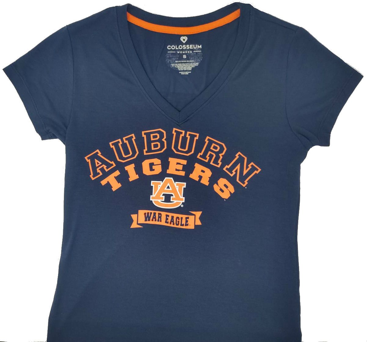 Auburn Tigers Rose Women's T-Shirt