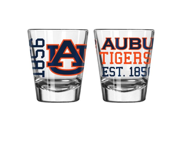Auburn Tigers  Spirit Shot Glass