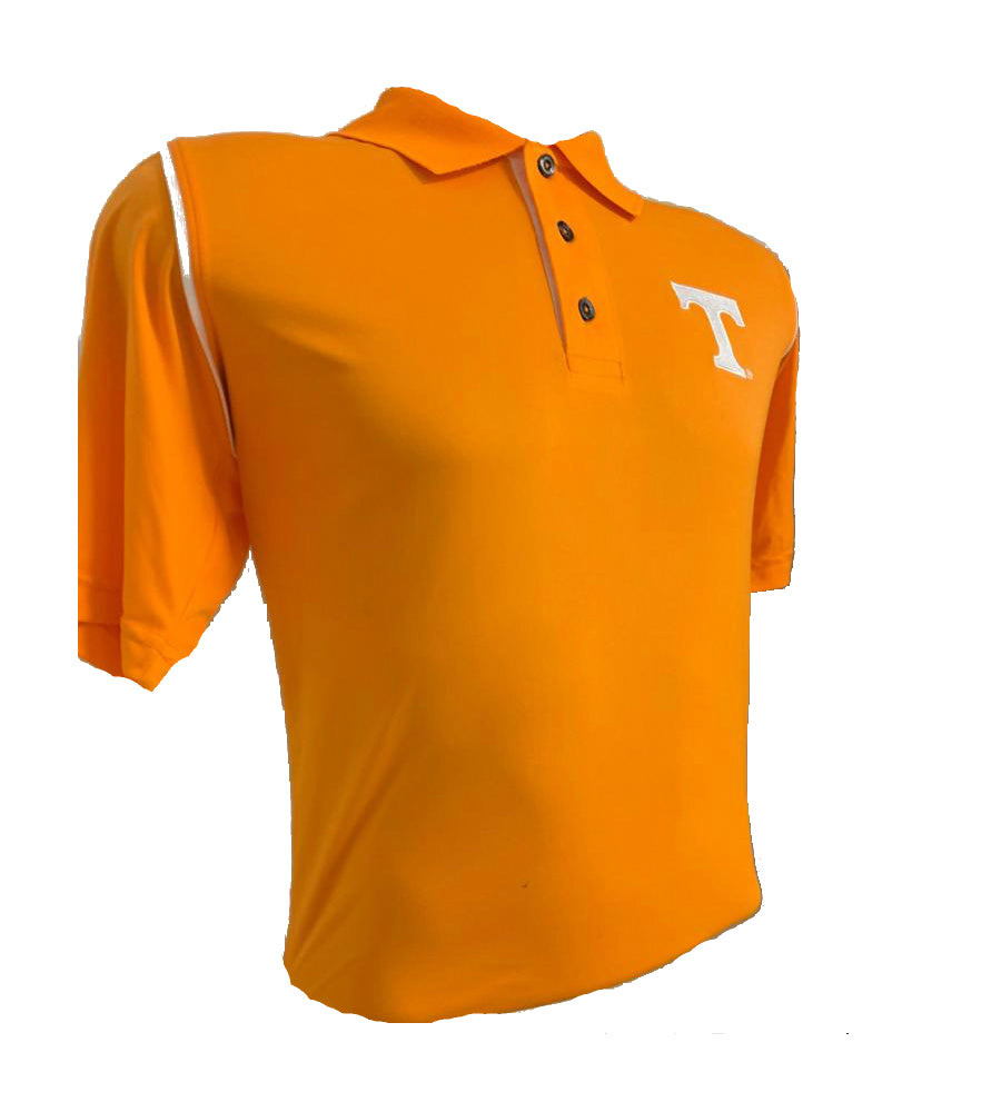 Tennessee Volunteers Short Sleeve Polo Shirt