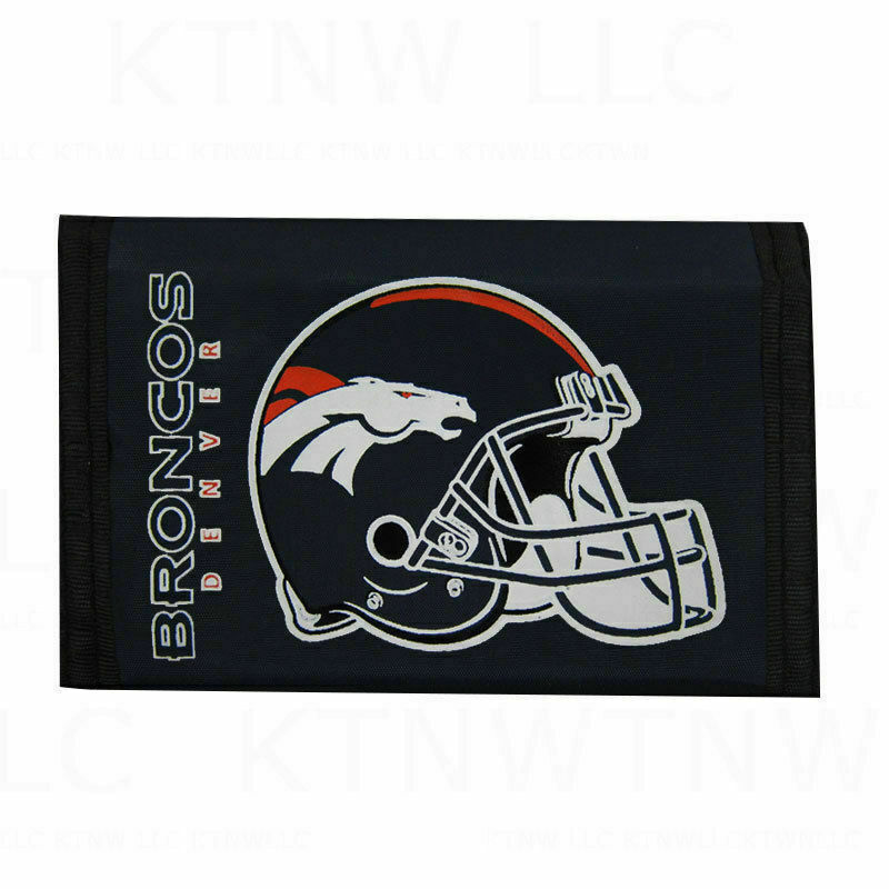 Denver Broncos Nylon Wallet