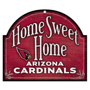 Arizona Cardinals Home Sweet Home Arch Sign