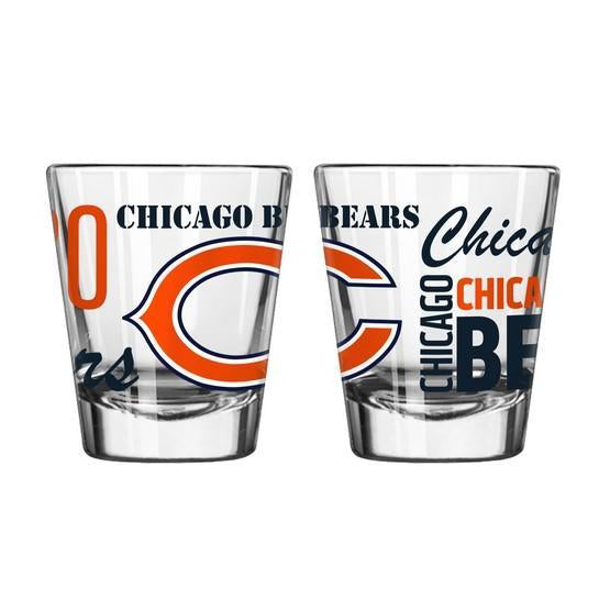 Chicago Bears Spirit  Shot Glass