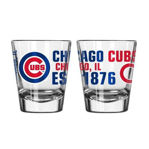 Chicago Cubs Spirit  Shot Glass