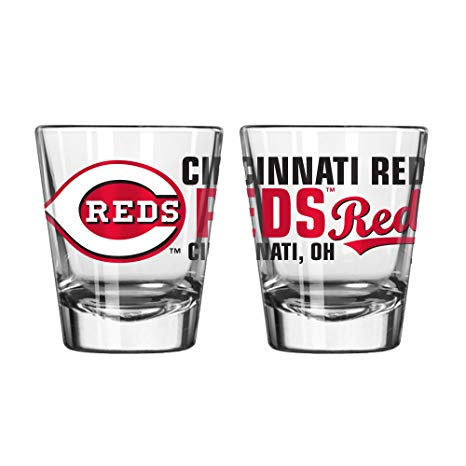 Cincinnati Reds  Spirit Shot Glass