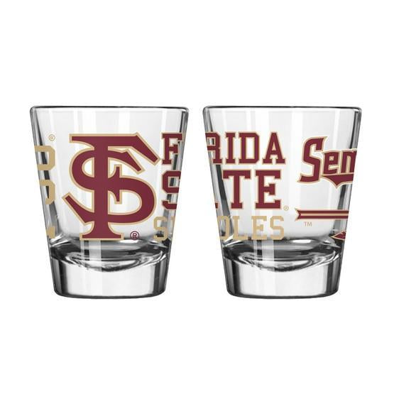 Florida State Seminoles Spirit Shot Glass