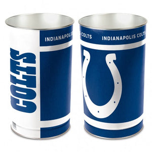 Indianapolis Colts Trash Can
