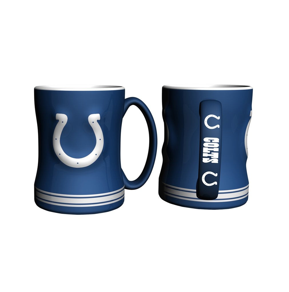 Indianapolis Colts Relief Mug
