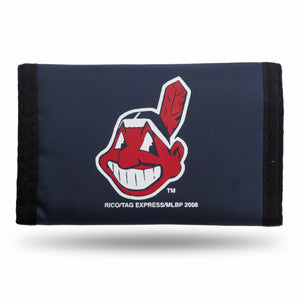 Cleveland Indians Nylon Wallet