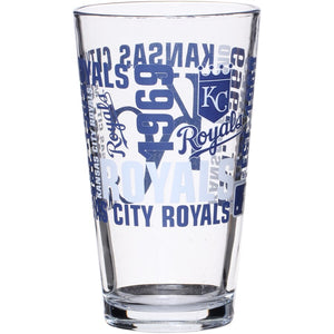 Kansas City Royals Pint Glass