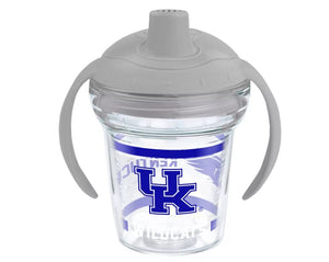 Kentucky Wildcats Born A Fan Sip 6 Oz Sippy Cup