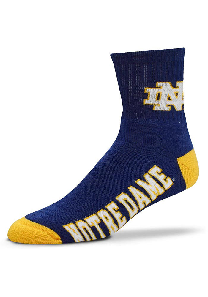 Notre Dame Fighting Irish Socks