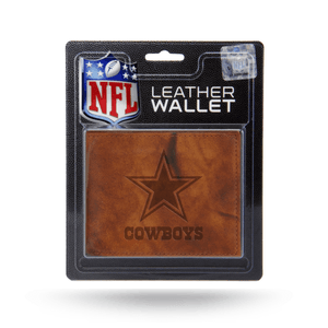 Dallas Cowboys Leather Wallet