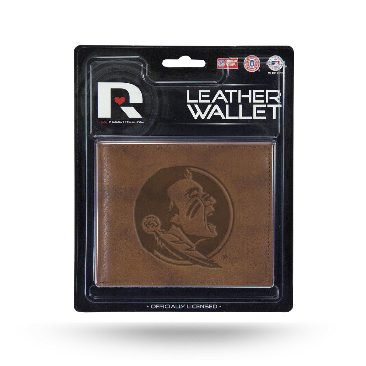 Florida State Seminoles Leather Wallet