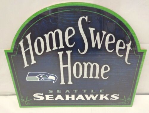Seattle Seahawks Home Sweet Home Arch Sign
