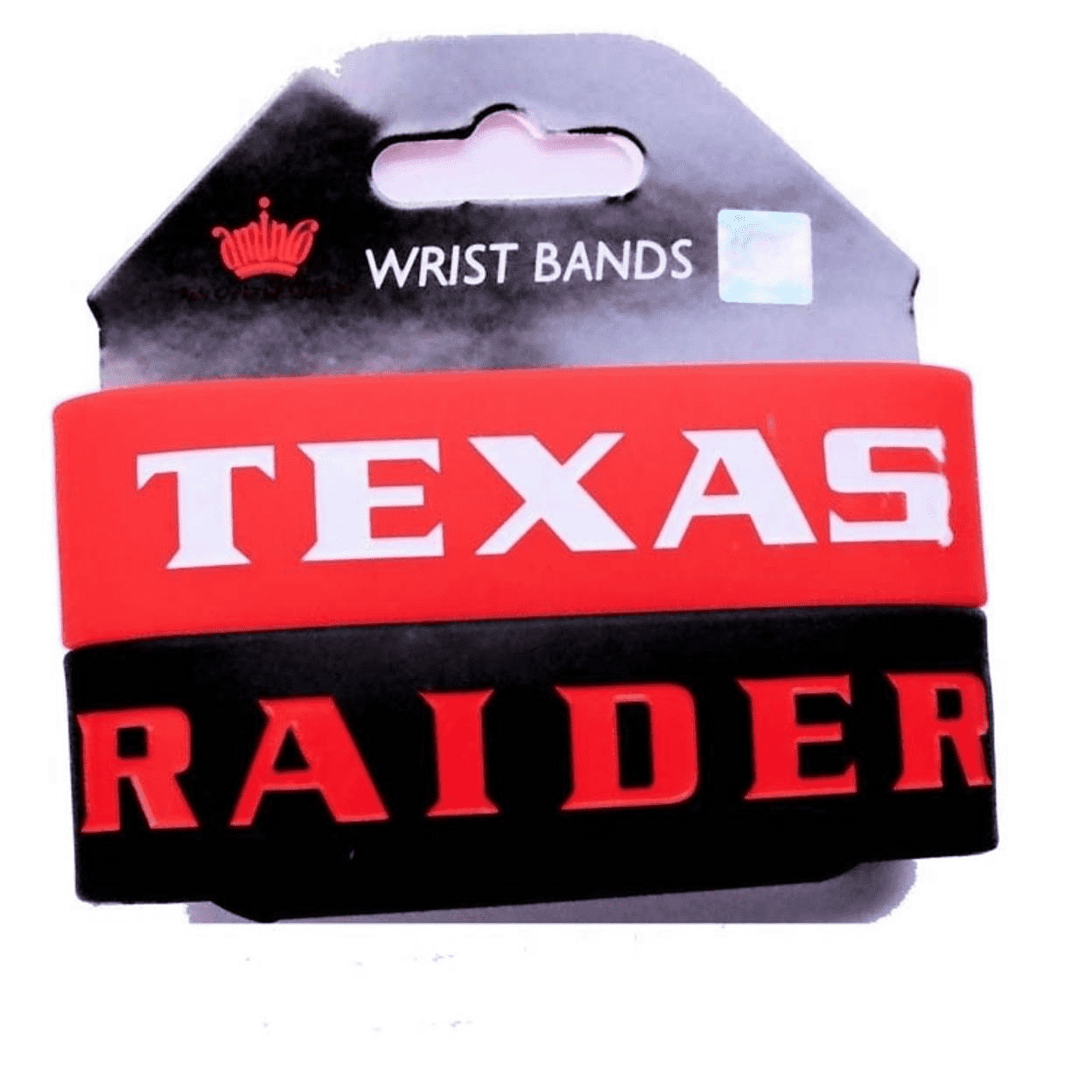 Texas Tech Red Raiders 2 Pack Bracelets