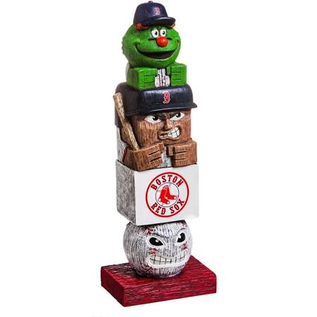 Boston Red Sox Totem Pole