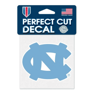 NCAA North Carolina Tar Heels Window Decal