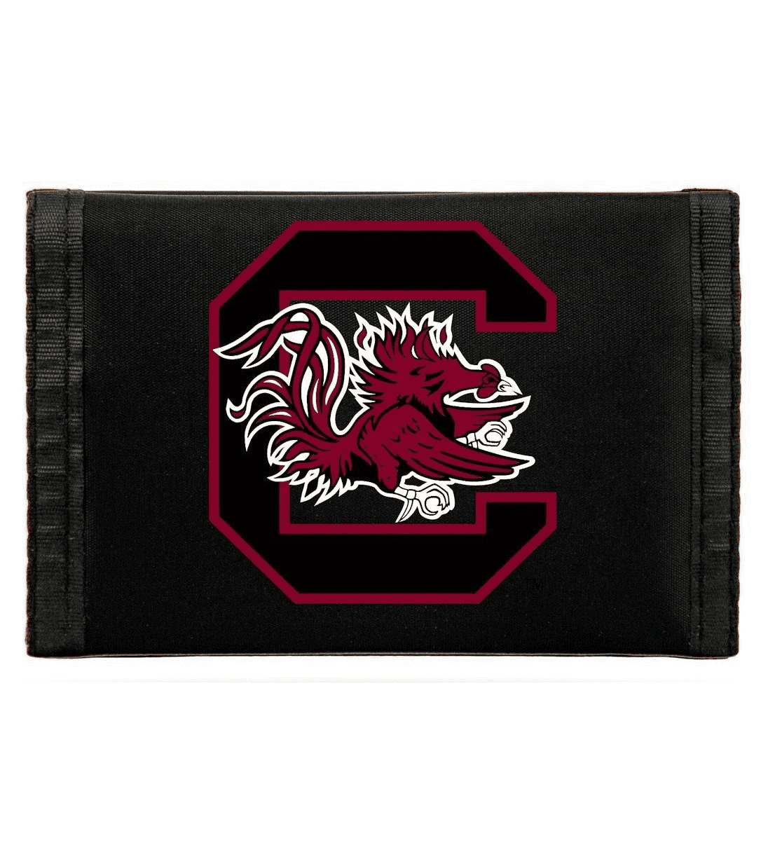South Carolina Gamecocks Nylon Wallet