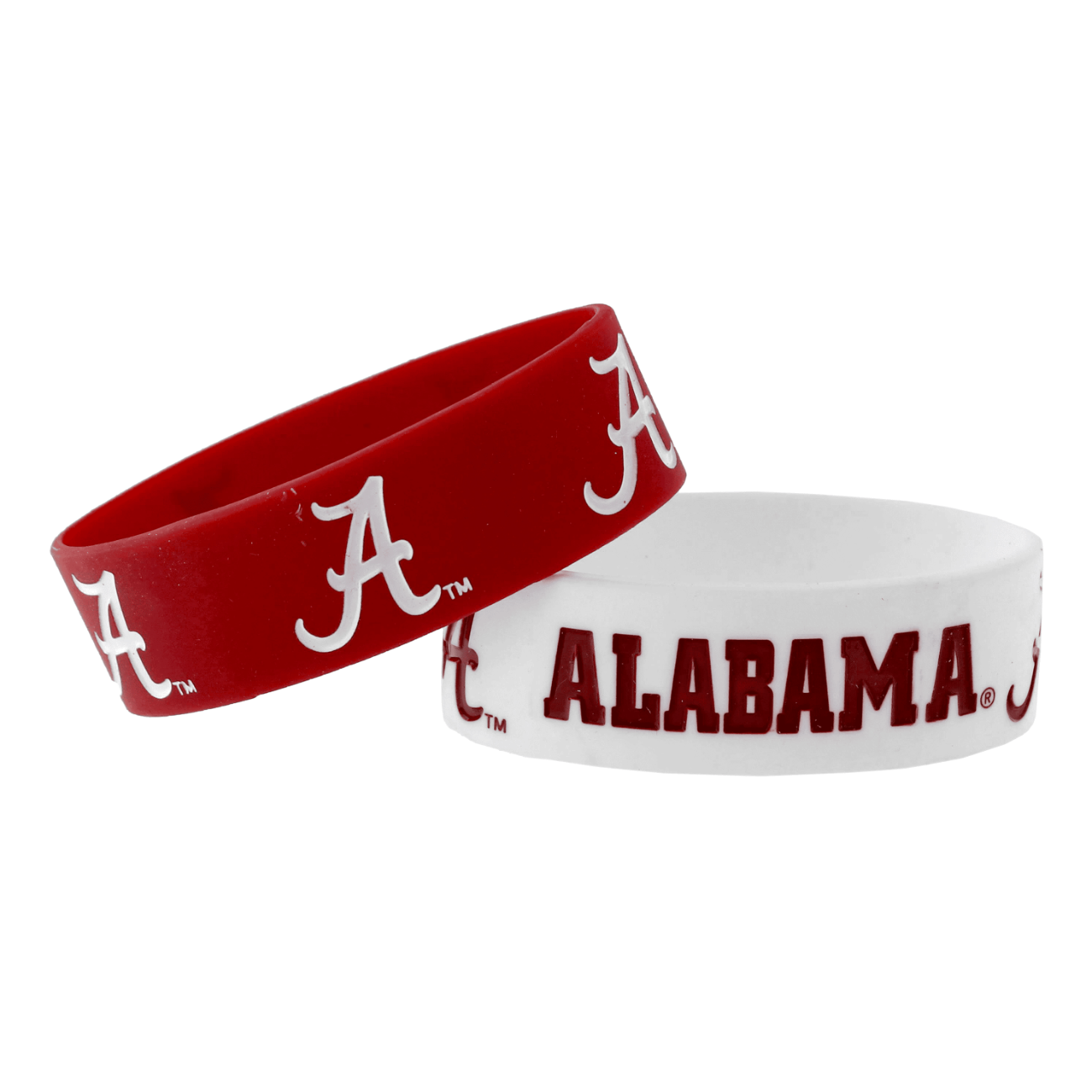 Alabama Crimson Tide 2 Pack Bracelets