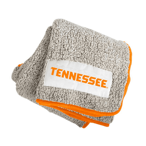 Tennessee Volunteers Frosty Fleece Throw Blanket