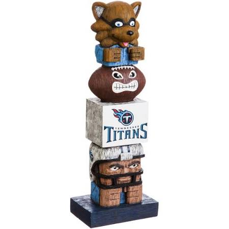 Tennessee Titans Totem Pole
