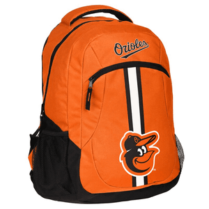 FOCO MLB Baltimore Orioles Backpack Unisex Action Backpack