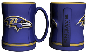 Baltimore Ravens Relief Mug