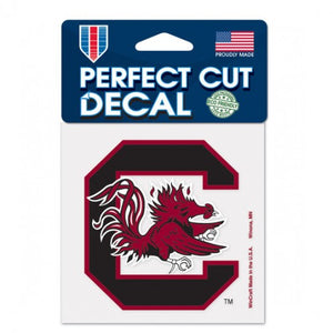 South Carolina Gamecocks  - 4x4 Die Cut Decal