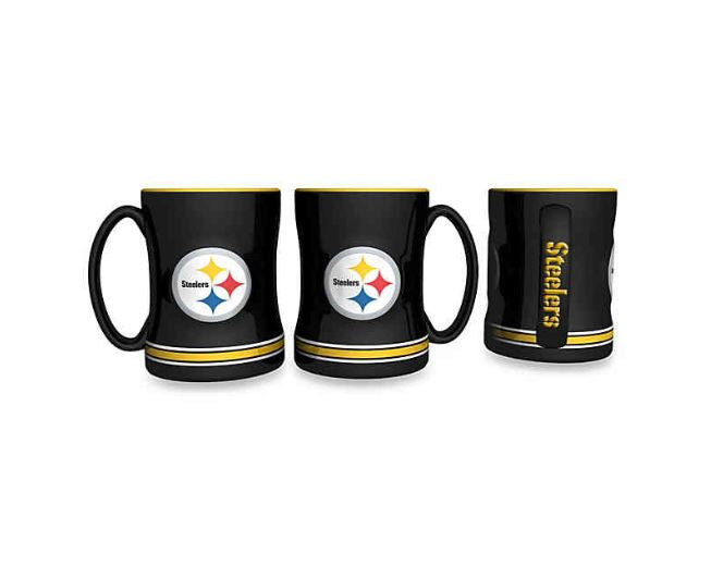 Pittsburgh Steelers Relief Mug