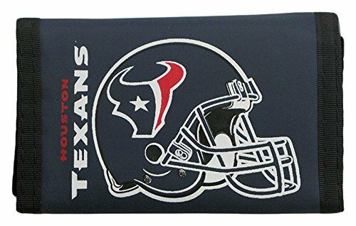Houston Texans Nylon Wallet