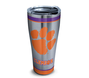 Clemson Tigers Tradition 30 Oz Tumbler